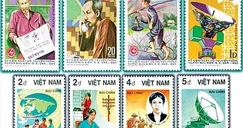 Thông điệp của 5 bộ tem kỷ niệm thành lập ngành Bưu điện