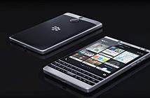 BlackBerry Passport có phiên bản bạc Silver Edition