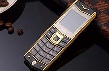 Bán tống bán tháo, giá điện thoại Vertu vẫn cao ngất