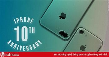 Sau tất cả, Apple đặt tên iPhone đặc biệt là gì?