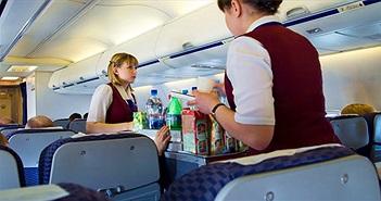 Lý do tiếp viên hàng không ghét phục vụ đồ uống có gas không đường