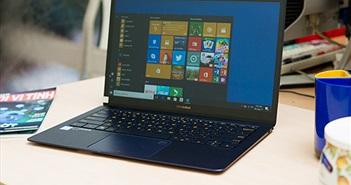 Cận cảnh laptop siêu mỏng nhẹ Asus ZenBook 3 Deluxe