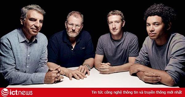 16 nhân vật quan trọng nhất của Facebook