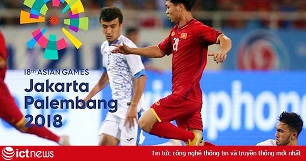 """Dân mạng sục sôi tìm link """"lậu"""" xem U23 Việt Nam đá Asiad"""
