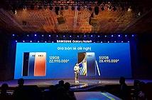 Galaxy Note 9 ra mắt thị trường Việt: hiệu năng và bút S Pen cải tiến, giá từ 23 triệu