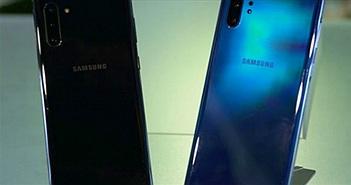 Nên chọn siêu phẩm Galaxy Note10+ hay Huawei P30 Pro?