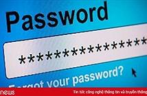 Tại sao có bảo mật vân tay và mống mắt mà giới công nghệ không thể xóa sổ mật khẩu phiền toái?