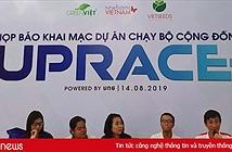 VNG tiếp tục đồng hành giải chạy UpRace 2019