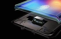 Huawei trình diễn smartphone cảm biến vân tay dưới màn hình LCD