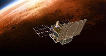 """MarCO được vinh danh """"Sứ mệnh vệ tinh nhỏ của năm"""""""