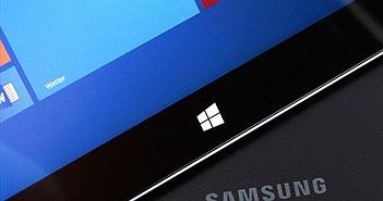 Samsung đang thử nghiệm tablet Windows với màn hình 12-inch, 4K, Intel Core M, bút S Pen?