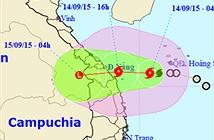 Đà Nẵng: Doanh nghiệp viễn thông chuẩn bị ứng phó với cơn bão số 3