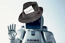 Trung Quốc sử dụng robot... nhà báo
