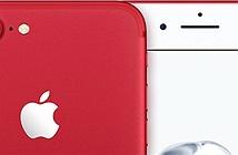 iPhone 7 màu đỏ chính thức đi vào dĩ vãng