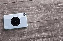 Kodak ra mắt Printomatic: Máy ảnh du lịch in ảnh lấy liền