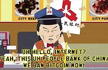 Trung Quốc sẽ cấm mọi hoạt động trao đổi bitcoin tại nước này