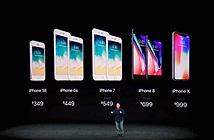 Cư dân mạng nói gì về sự xuất hiện iPhone X?