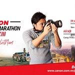 """Canon Photomarathon 2018 sẽ diễn ra cuối tháng 10 với thông điệp """"Sống với điều mình yêu"""""""