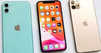 """iPhone 11 lại giúp Apple """"cất cánh"""", trở thành công ty 1000 tỷ USD lần 4"""