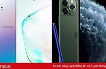 Samsung động viên người dùng iPhone chuyển sang Galaxy Note 10