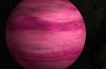 Hành tinh khổng lồ có thời gian hoàn thành quỹ đạo khủng