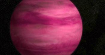 """Hành tinh khổng lồ có thời gian hoàn thành quỹ đạo """"khủng"""""""