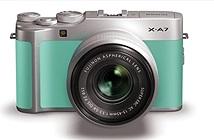 Máy ảnh không gương lật Fujifilm X-A7 chỉ 700 USD