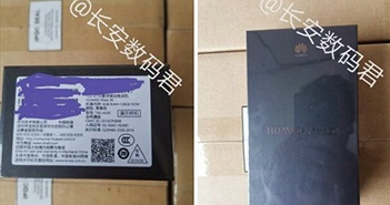 Hộp đựng Huawei Mate 30 hé lộ một số thông tin ?