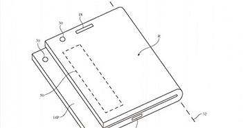Lộ bằng chứng Apple đang ráo riết chuẩn bị làm iPhone màn hình gập