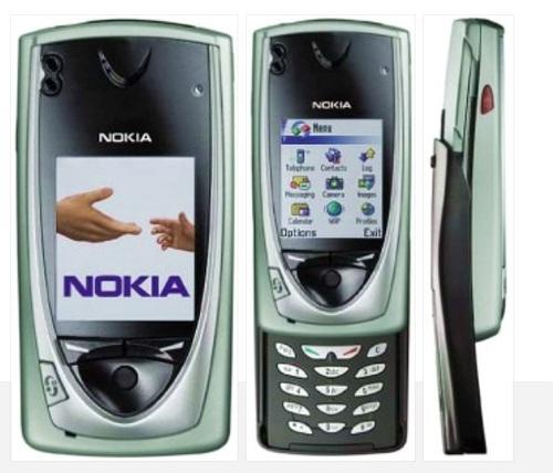 Nokia 7650: điện thoại đắt đỏ không phải ai cũng mua được