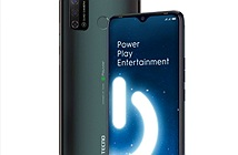 Smartphone màn hình 7 inch, pin 6.000 mAh, 4 camera chỉ có giá dưới 120 USD