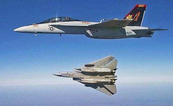 """""""Mèo đực"""" F-14 Tomcat - bảo bối một thời của Hải quân Mỹ"""