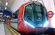 Tàu điện ngầm không người lái ở Anh