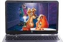 So sánh 3 laptop màn hình lớn, giá mềm
