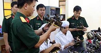 Việt Nam chế tạo thành công nhiều khí tài ngắm bắn