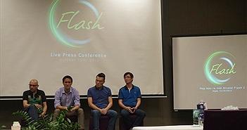 Alcatel Flash 2 giá 2.990.000 VNĐ, ngày 23/10 mở bán độc quyền tại Lazada