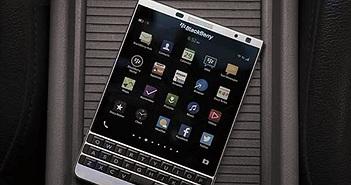 BlackBerry Passport Silver chính hãng tại Việt Nam giá chỉ còn 8,9 triệu đồng