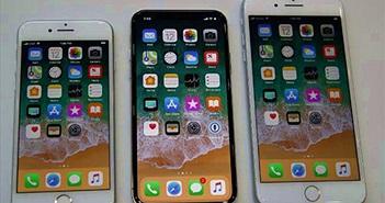 Những điểm nổi bật của iPhone X so với iPhone 8