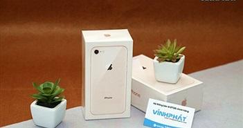 Vinh Phat ETI CO chính thức phân phối iPhone 8 chính hãng tại Việt Nam