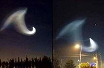 Luồng sáng UFO ở Trung Quốc: Thử tên lửa?