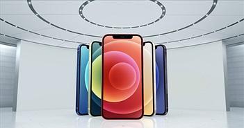 Apple ra mắt 4 mẫu iPhone 12: ngoại hình cũ, nội thất mới, nhiều màu sắc, 5G