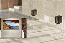 Q Acoustics lần đầu tung loa không dây hi-end, thiết kế ấn tượng, driver mở 180 độ