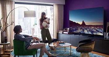Samsung ghi dấu ấn với chiếc TV QLED 8K lớn nhất thế giới 98 inch