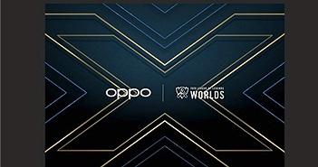 OPPO trở thành đối tác chính thức của Giải Vô địch Thế giới Liên Minh Huyền Thoại mùa giải 2020 (S10)