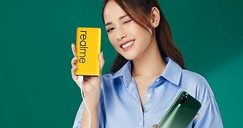 Realme hé lộ bộ quà tặng giá trị khi đặt trước Realme 7i từ ngày 17-23/10