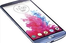 Sắc màu mới cho điện thoại hàng đỉnh LG G3