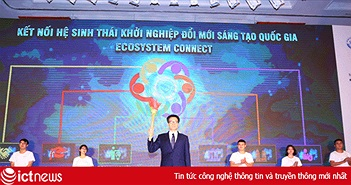 Chính thức ra mắt Cổng thông tin khởi nghiệp đổi mới sáng tạo quốc gia
