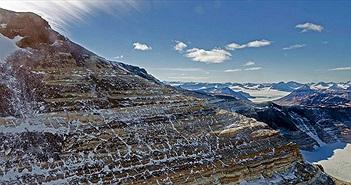 Rừng Nam Cực trước đại tuyệt chủng 252 triệu năm trước