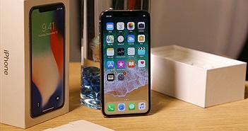 Giá iPhone X xách tay đã chững lại, tiệm cận mức 29 triệu đồng trong vài tuần tới