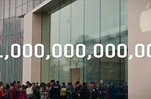 Nhờ iPhone X, Apple có thể trở thành công ty trị giá 1.000 tỷ USD